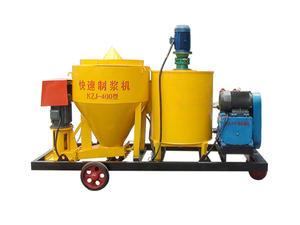 Cement Grouting Mixer Pump