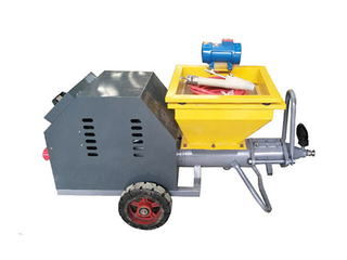 GLP Horizontal Spraying Machine