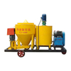 All-in-one Mortar Mixer And Grouting Machine with Secondary Mixing Process