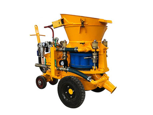 Pneumatic Dry Shotcrete Machine