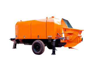 Concrete Pump HBT-40