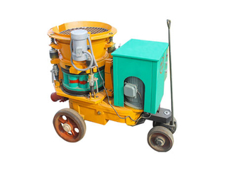 Gunite Machine PZ-5